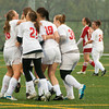 2011 SHHSJV Ladies Soccer vs Seaman : 