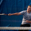 SHHS Men's Varsity Tennis at Seaman High School : 