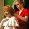 SHHS &quot;Annie&quot; : Dress Rehearsal for SHHS's production of &quot;Annie&quot;. I am so PROUD of my kiddos! Check 'em out on the new SHHS galleries. From Dress Rehearsal on Tuesday night for the stage production of &quot;Annie&quot; through Saturday night. Of course I am especially proud of my little brother, the handsome and talent musical director Rober', his beautiful accompanist Miss Cindy, and my sister-in-law Sheryl. That cute little street boy, the adorable orphan girl with a voice of liquid gold, the &quot;out-St.-rageous&quot; Lily  and the divine Miss C; as &quot;Grace&quot;ful as she is beautiful. Plus who's that handsome guy who always shows up with you need a &quot;tech-ie&quot;? I've also added some older albums of previous SHHS productions. You'll have to check them out too! Thanks for the memories Mr. Boyer and Mr. Doole. You have inspired many.